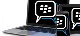 شركة بلاك بيري تطرح نسخة جديدة من برنامج BBM للحواسيب