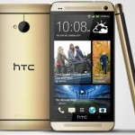 HTC-one_gold