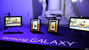 "Samsung Galaxy Celebrates the Debut of Alec Monopoly's ""Man Overboard"" Exhibition"