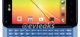 صورة مسربة لهاتف ال جي Optimus F3Q بلوحة مفاتيح