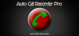 تطبيق لتسجيل المكالمات بنقاء ووضح Automatic Call Recorder Pro