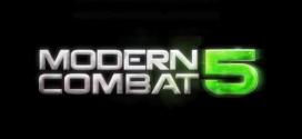 لمحة سريعة عن لعبة Modern Combat 5