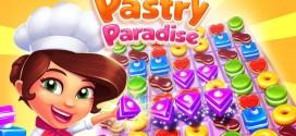 تحميل لعبة الخبازين Pastry Paradise باللغة العربية على آيفون, آيباد و آندرويد و ويندوز فون و ويندوز 8
