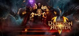 اللعبة الاسطورية Dungeon Hunter 5 الآن متوفرة باللغة العربية على الهواتف الذكية و التابلت