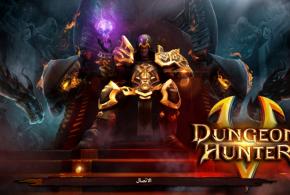 تحميل لعبة Dungeon Hunter 5 باللغة العربية على منصة الايفون